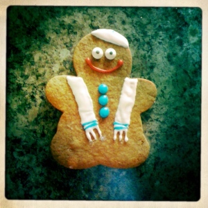 The Gingerbread Mensch