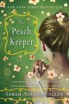 Cover. THE PEACH KEEPER. paperback
