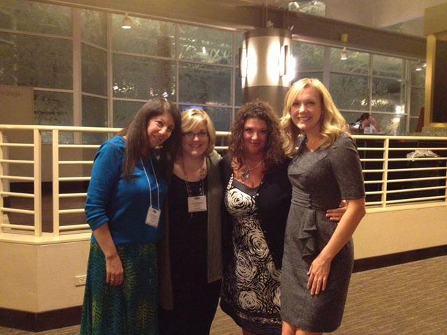 Renee Rosen, Me, Amy Hatvany, Nicole Lynn Baart