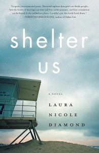 Shelter Us cover, Kline blurb