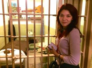 Alcatraz - escapee cell