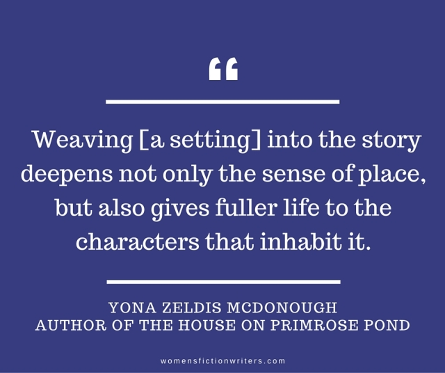bb389caf91db9 Guest Post: Author Yona Zeldis McDonough Talks About Choosing A ...